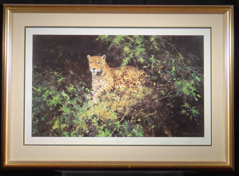 david shepherd, Jaguar