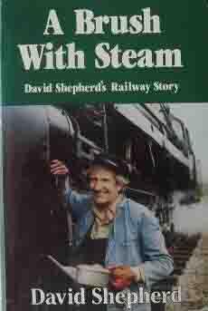david shepherd brush with steam book