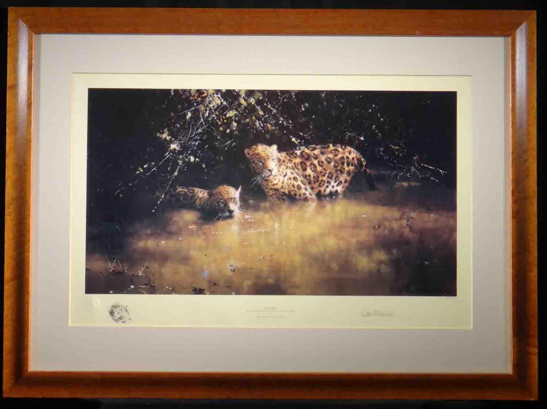 david shepherd, Jaguars