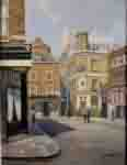 david shepherd original paintings, shepherd street