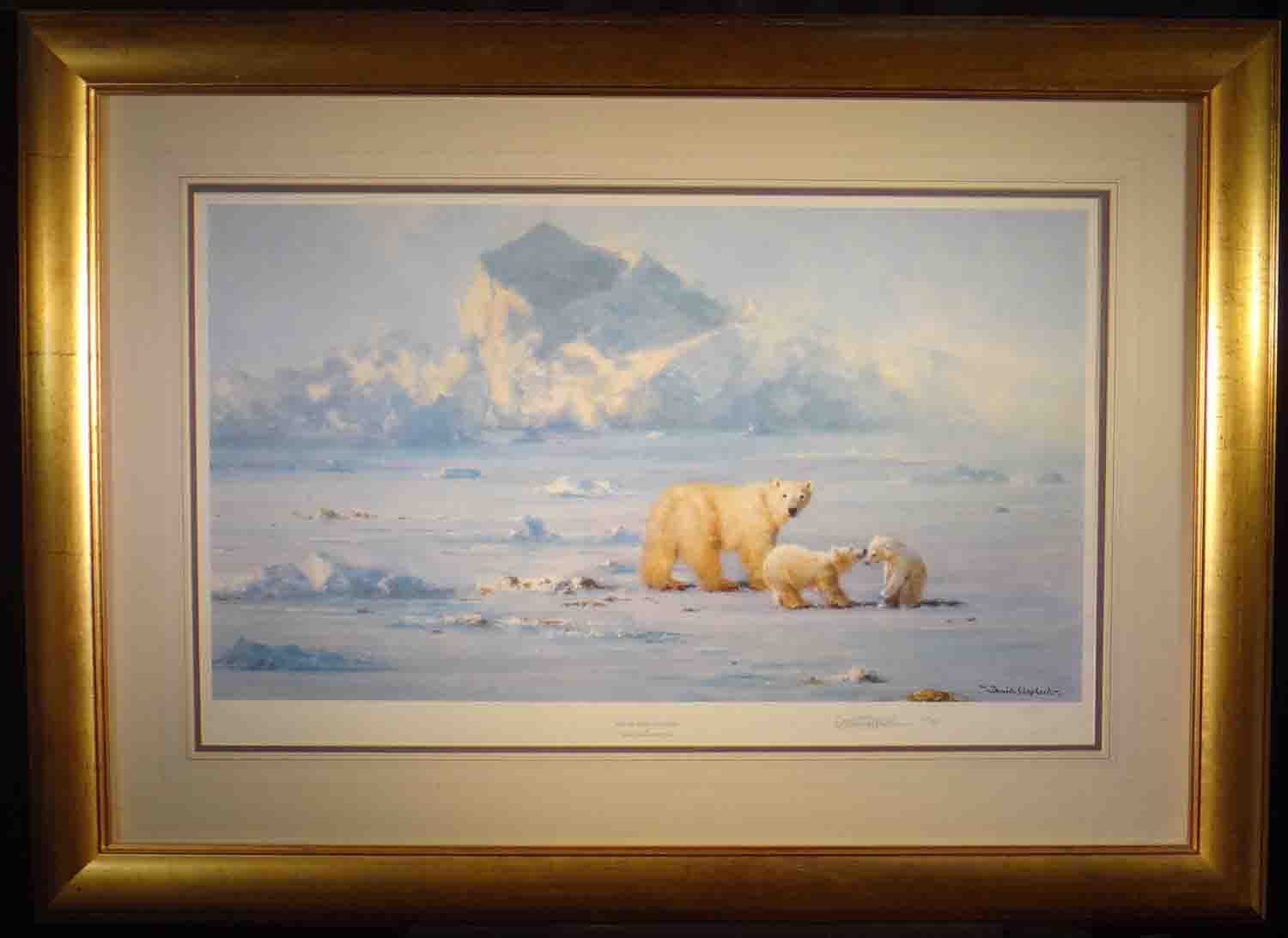 david shepherd, Polar Bear Country