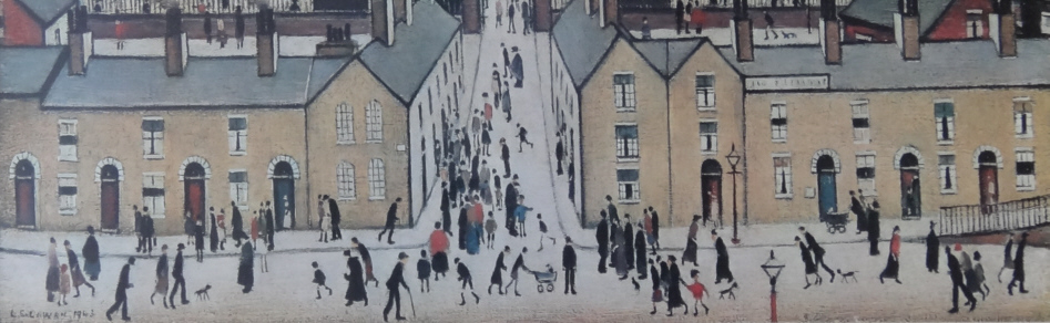 lowry britain at play