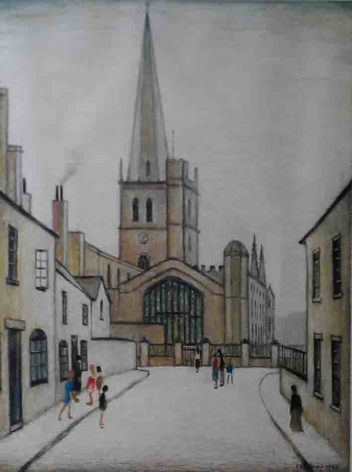 lowry burford church