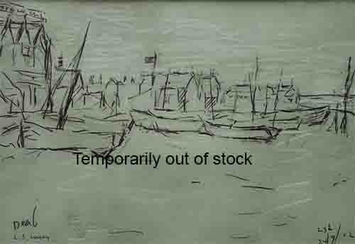 lowry signed limited edition print, deal