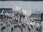 lowry signed limited edition prints