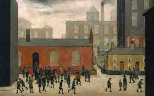 lowry, coming out of school