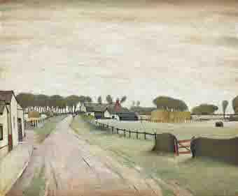 lowry regent street lytham original painting