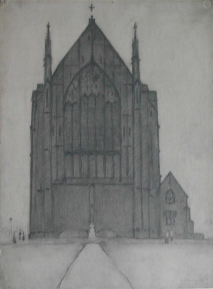 lowry, st. Augustine's church