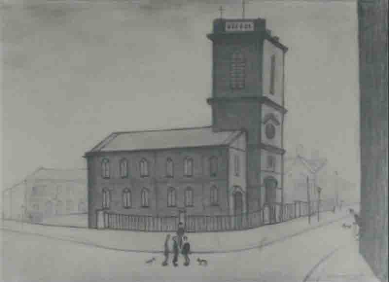 lowry, st stephens church, salford 2