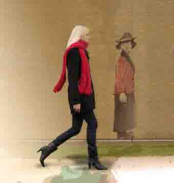 lowry painting comes to life