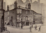 lowry, signed, prints, great ancoats street