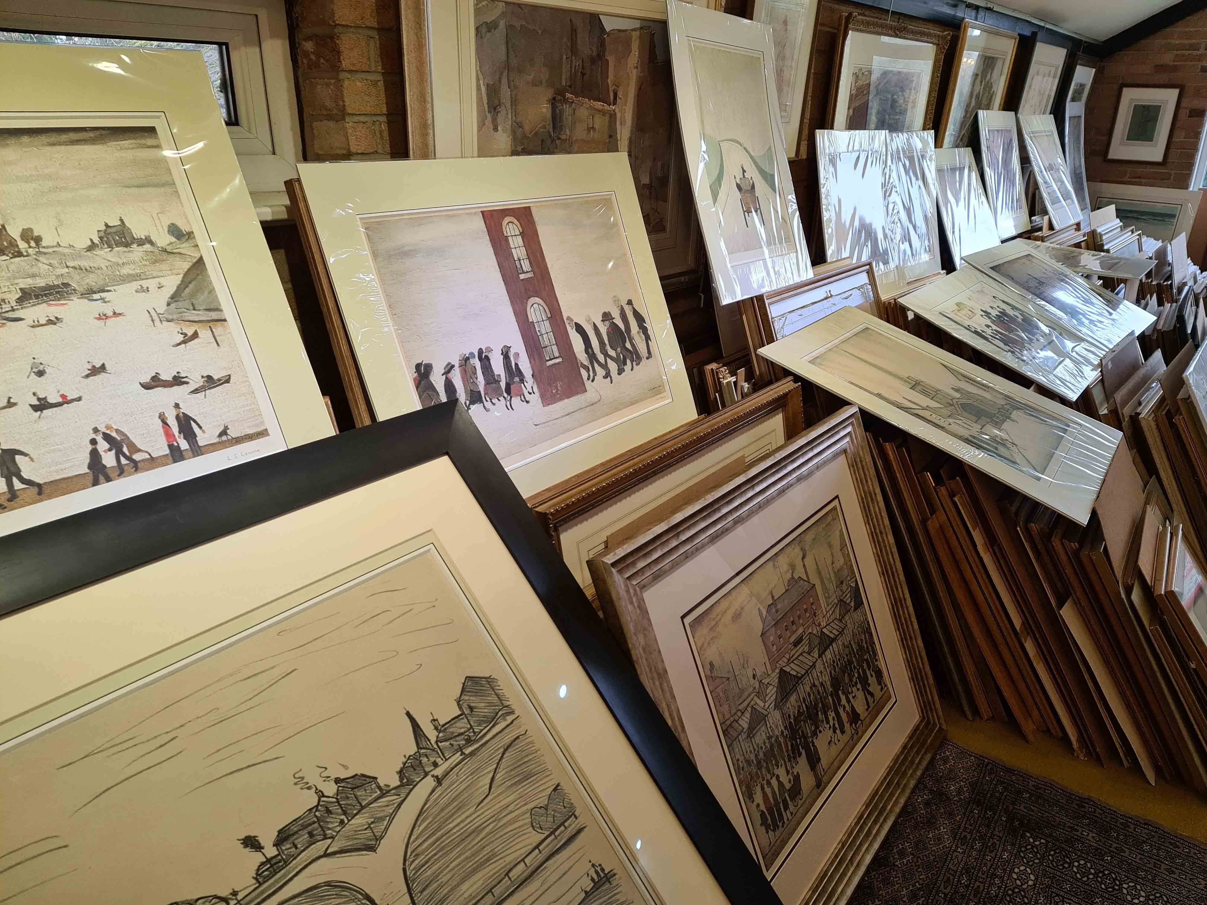 lowry studio 4 prints