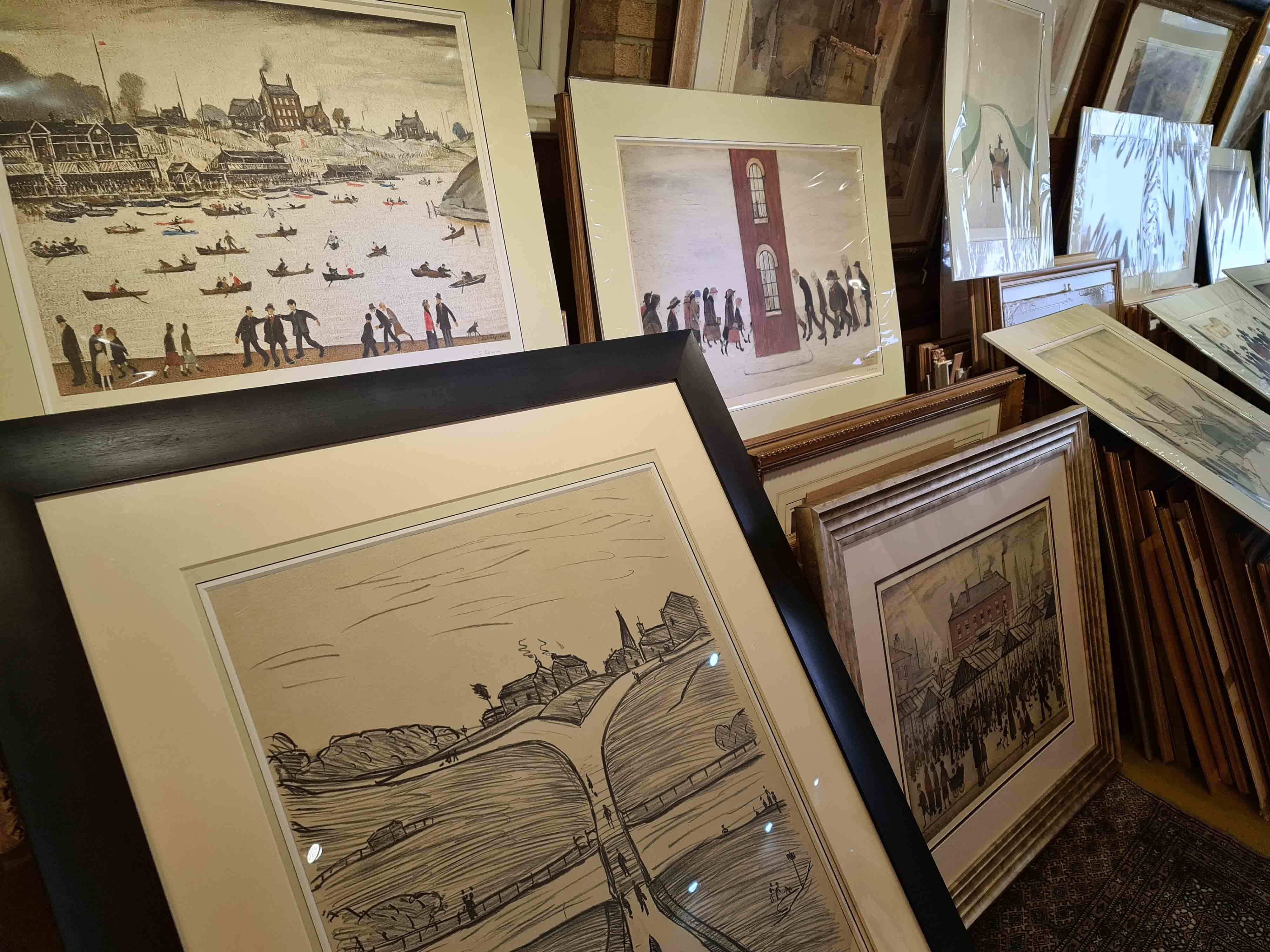 lowry studio 5 prints