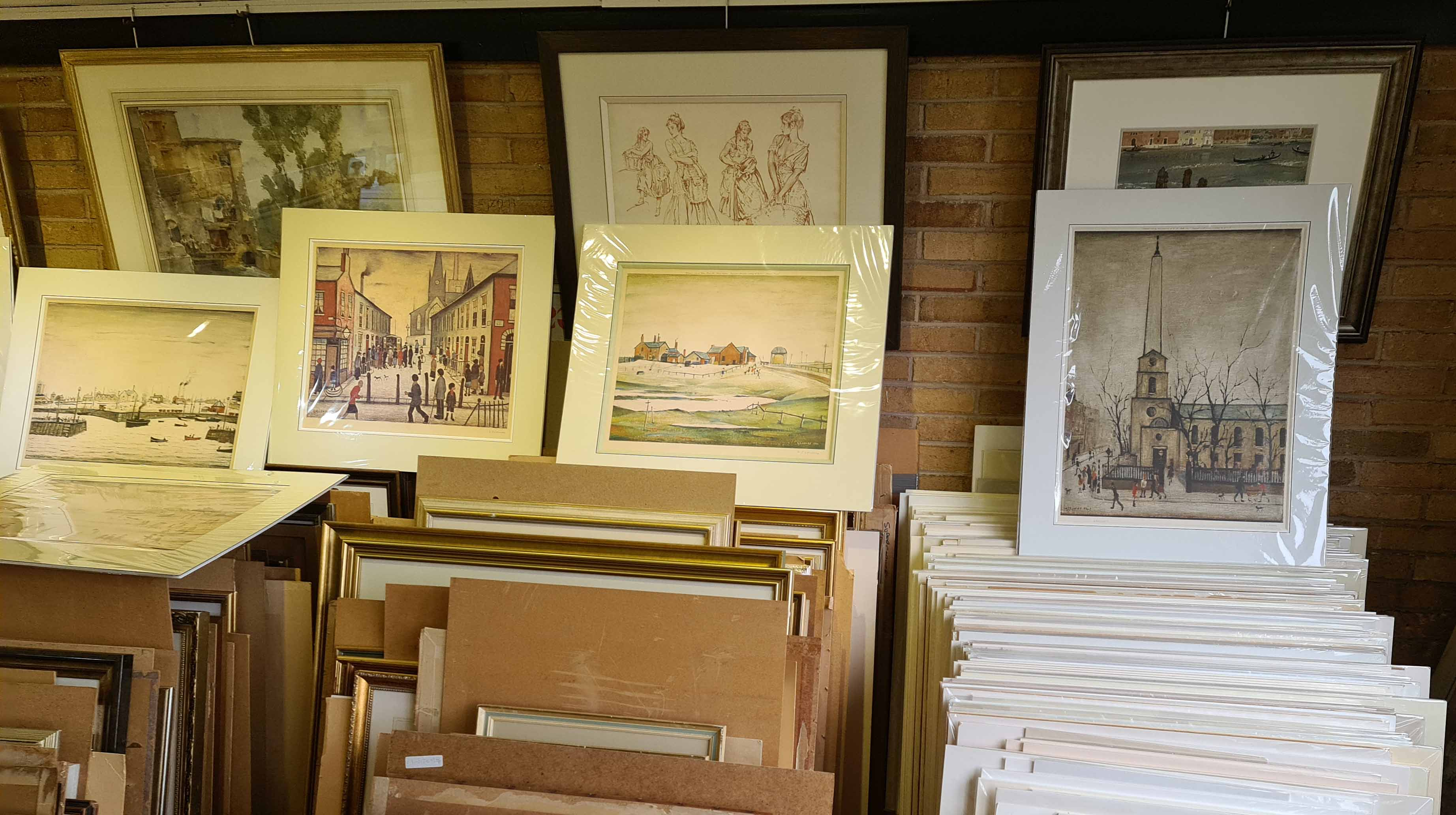 lowry studio 7 prints