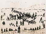 Sunday Afternoon, Lowry original signed limited edition lithograph
